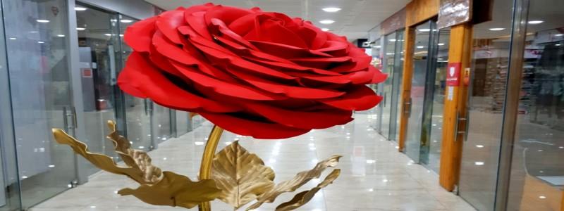 گلهای غول پیکر دکوراتیو