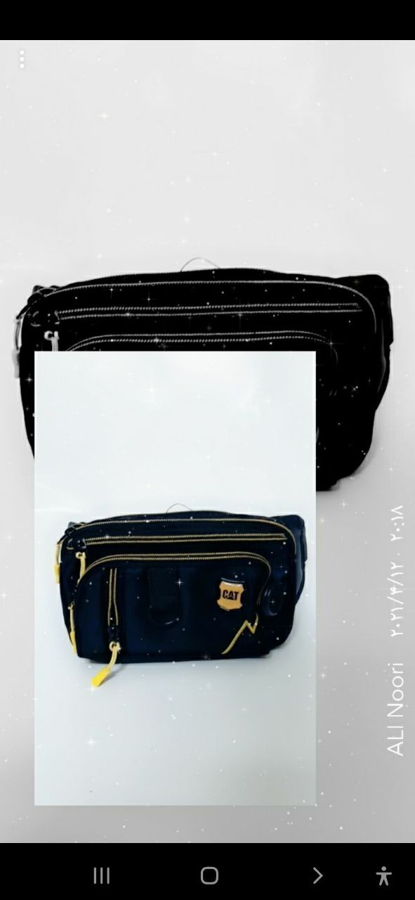 کیف کمری خارجی